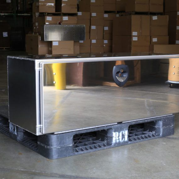 m series service truck toolbox