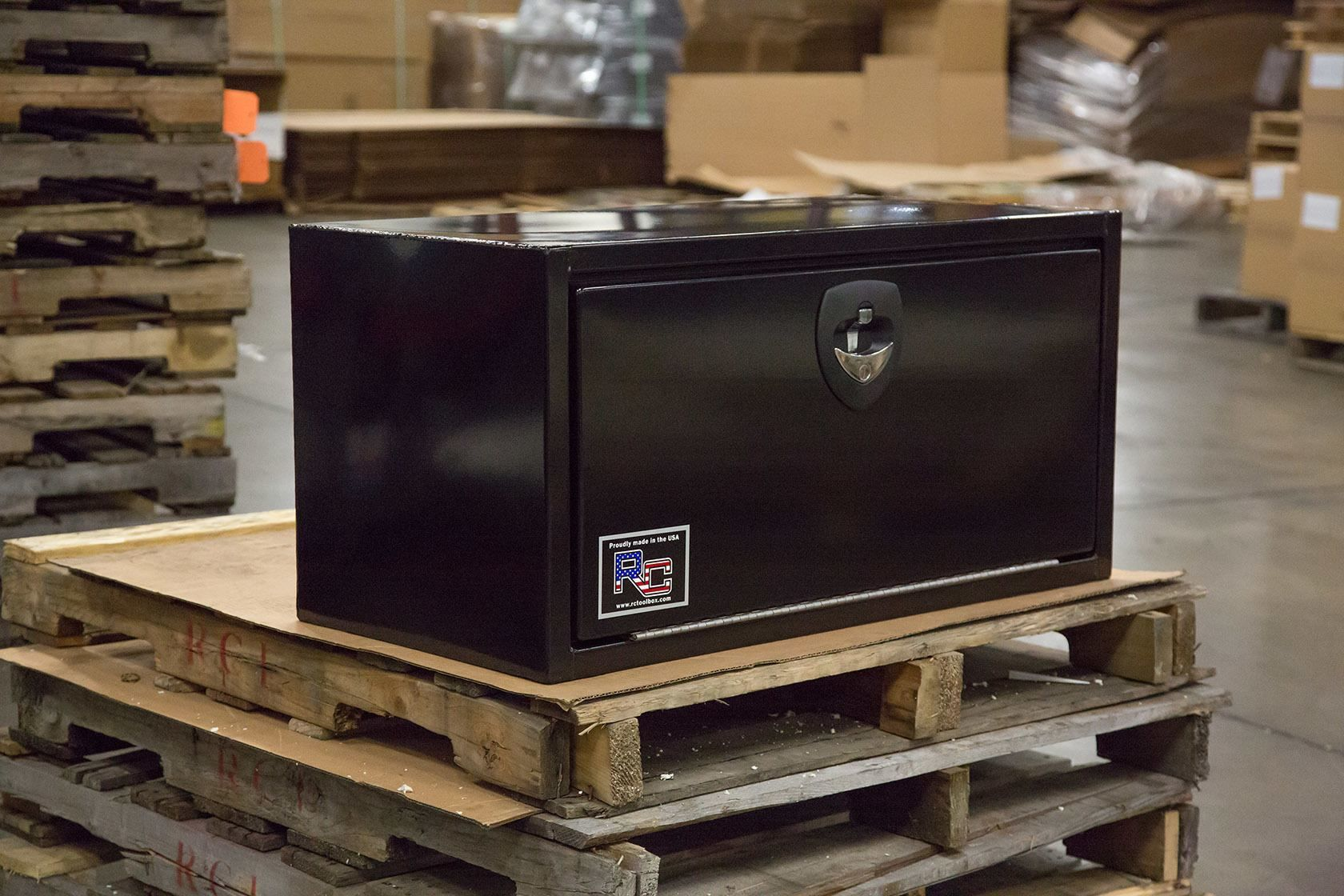 z series work truck toolbox