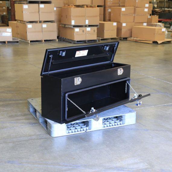 q series service truck tool box